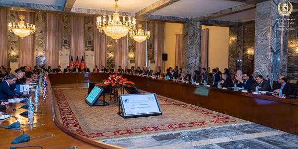 First Heart of Asia-Istanbul Process Ambassadors Meeting Held
