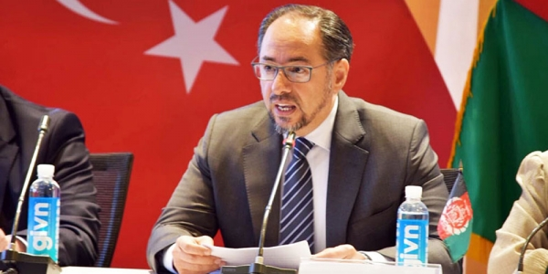 Foreign Minister Participates Heart of Asia/Istanbul Process Senior Officials Meeting